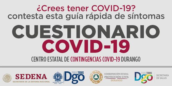 Información COVID